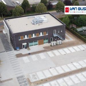Nieuwbouw tandarts- & fysiopraktijk te Horst